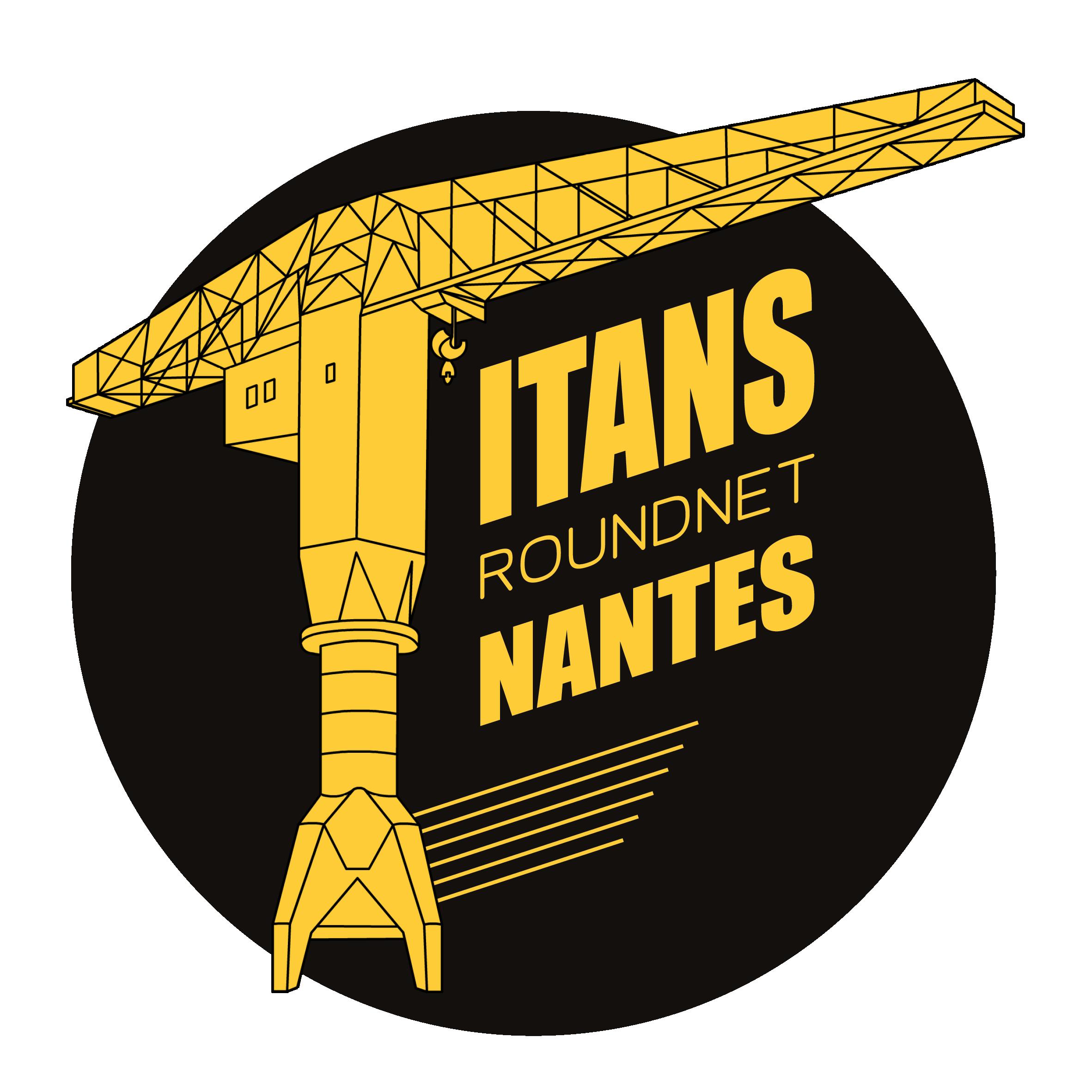 Logo Titans Roundnet